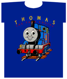 Thomas All Over T-Shirt