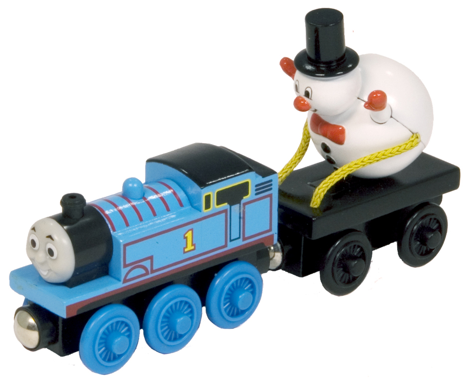 Thomas and the Snowman