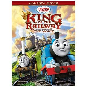 Thomas King of the Railway