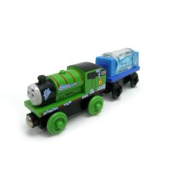 Percy and the Engine Wash
