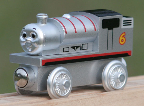 Silver Percy, 60th Anniversary Special Limited Edition