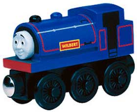 Wilbert with DVD